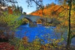 Photograph Cupola Bridge River Allen Staward Gorge Northumberland X