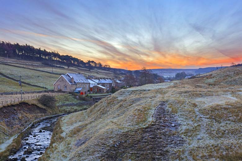 Allenheads / Ropehaugh, East Allendale Northumberland