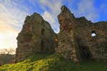 Photograph Thirlwall Castle, Hadrian's Wall, Greenhead, Northumberland