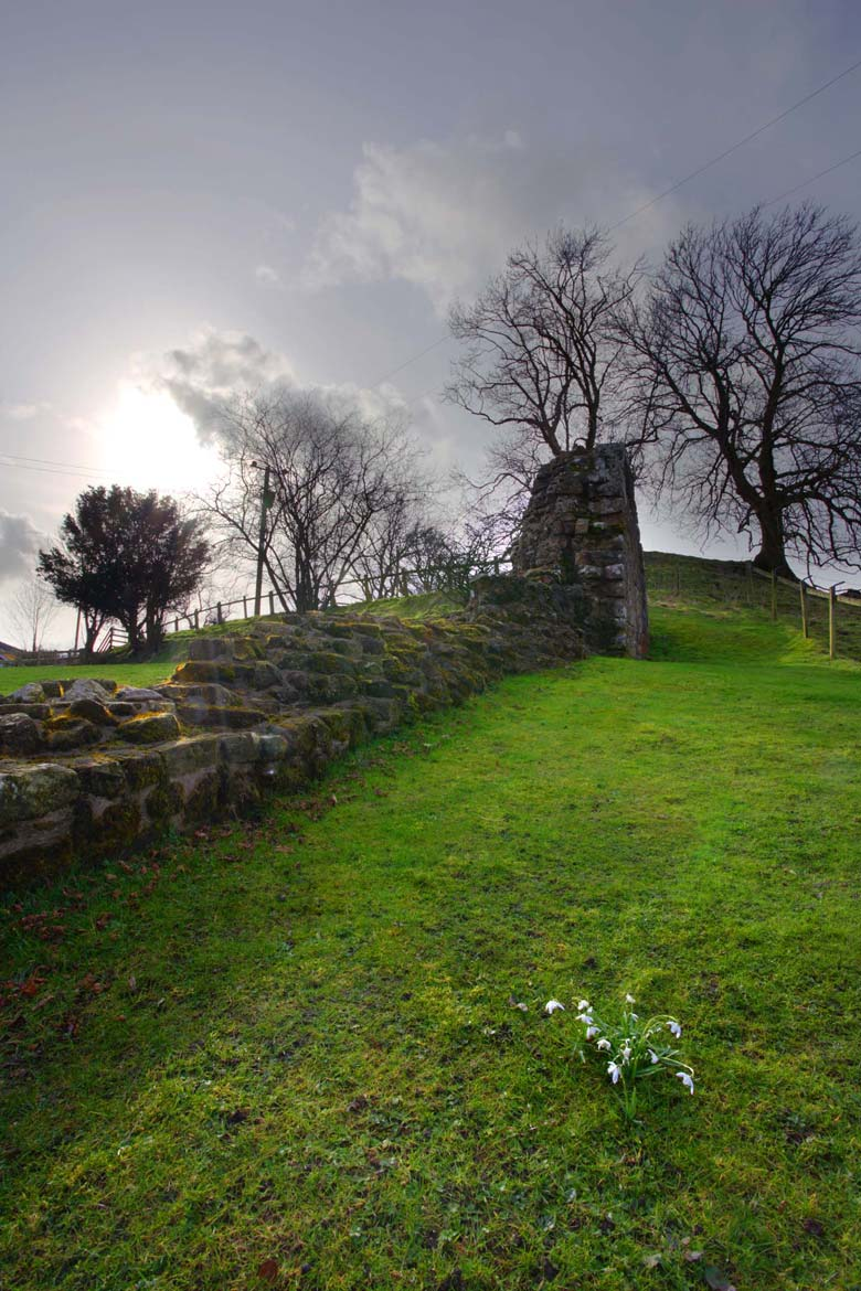 Hare Hill, Hadrian's Wall, Cumbria