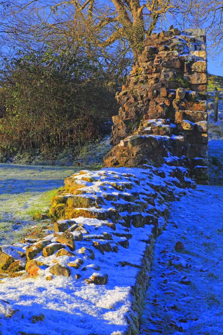 Hare Hill, Hadrian's Wall, Banks, Cumbria