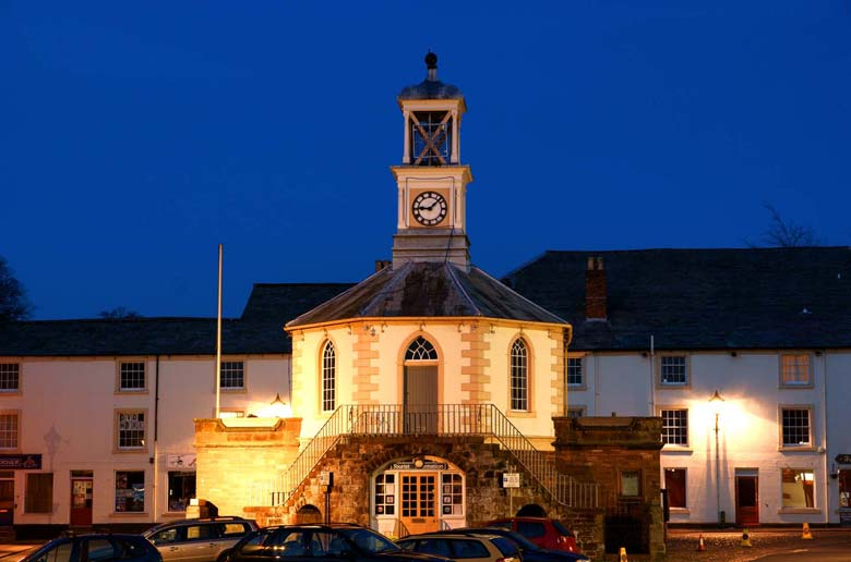 Moot Hall, Brampton, Cumbria