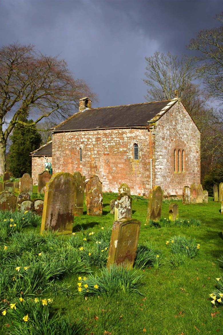 Old Church, Brampton, Cumbria