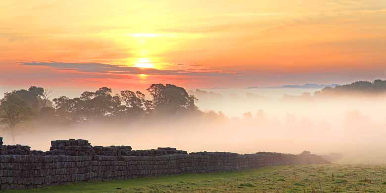 Black Carts, Hadrian's Wall, Northumberland