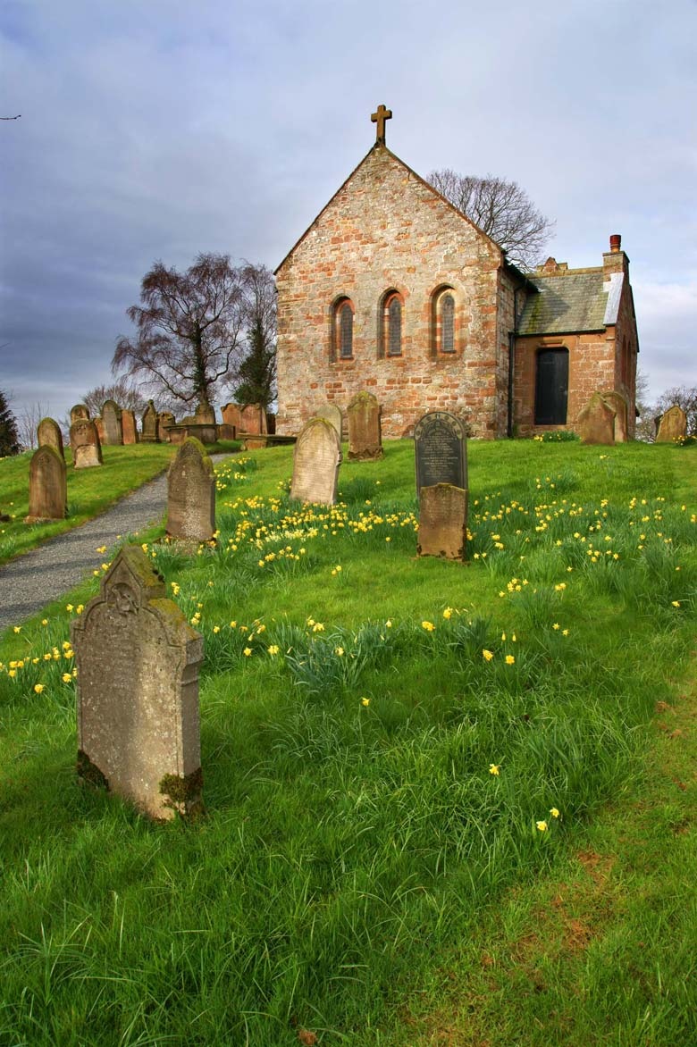 St Mary's Church, Beaumont, Cumbria