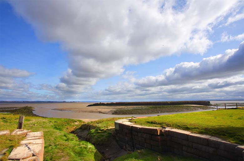 Port Carlisle, Hadrian's Wall, Cumbria
