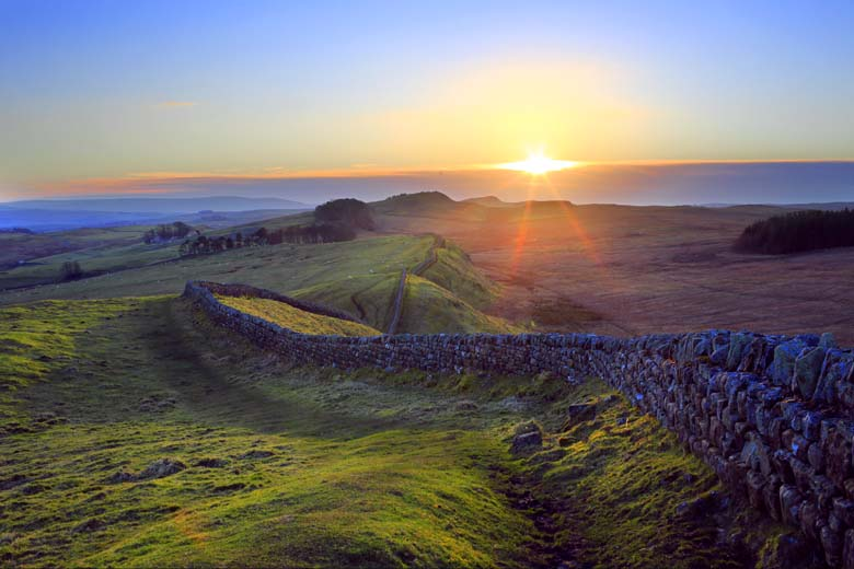 Kennel Crags, Hadrian's Wall, Northumberland