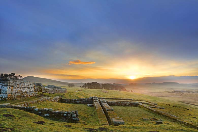 Housesteads Roman Fort Hadrian's Wall