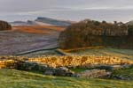 Photograph Housesteads Roman Fort Hadrian's Wall