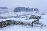 Photograph The North Gate, Housesteads Roman Fort, Hadrian's Wall