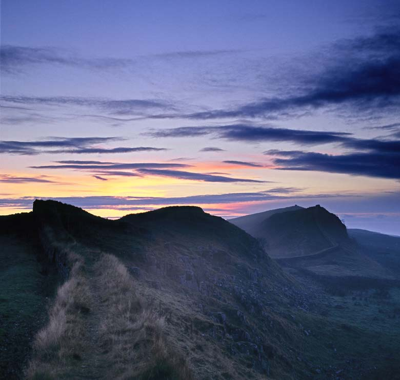Cuddy's Crags, Hadrian's Wall, Northumberland