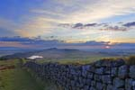 Photograph Hotbank Crags, Hadrian's Wall, Northumberland