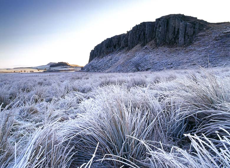 Highshield Crags, Hadrian's Wall, Northumberland