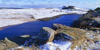 Photograph Crag Lough, Highshield Crags, Hadrian's Wall, Northumberland