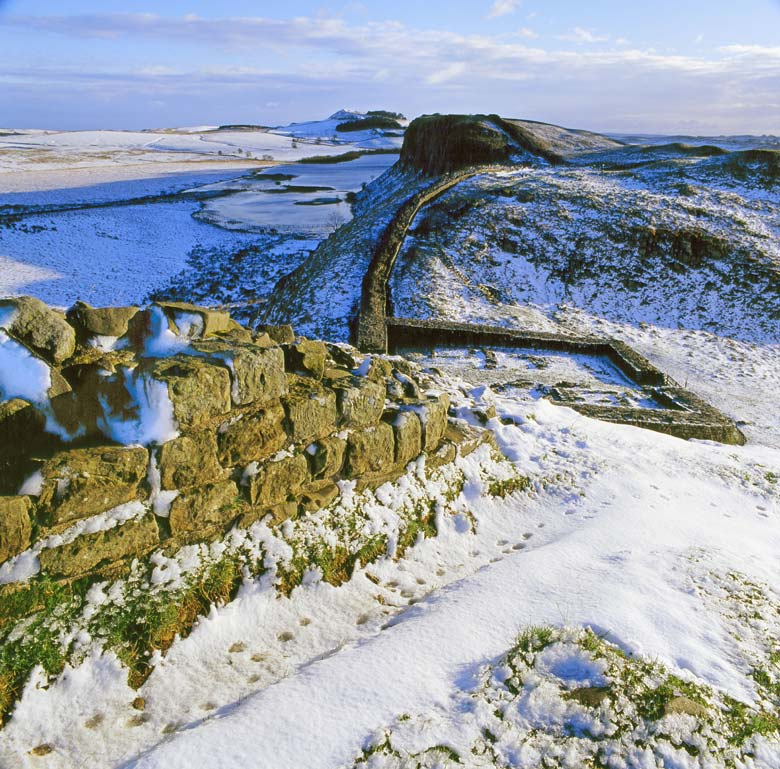 Crag Lough, Milecastle 39, Hadrian's Wall, Northumberland