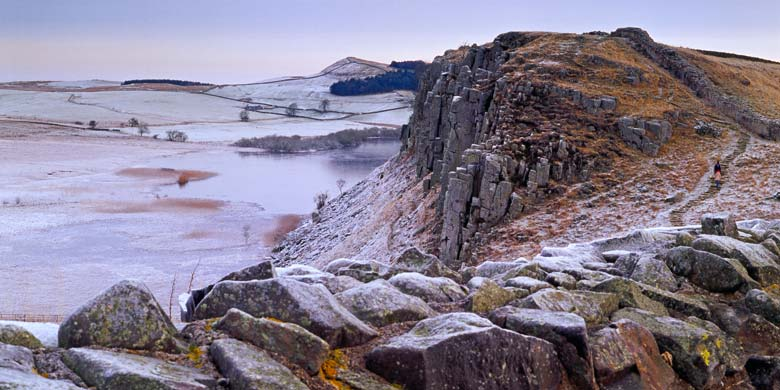 Crag Lough, Hadrian's Wall, Northumberland