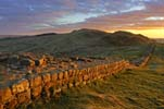 Photograph Caw Gap Hadrian's Wall Northumberland