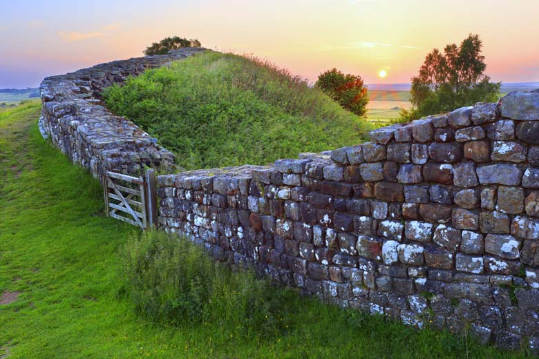Thorney Doors, Cawfields Crags, Hadrian's Wall, Northumberland