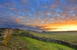 Photograph Milecastle 42 Cawfields Crags Hadrian's Wall Northumberland