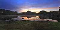 Photograph Cawfields Quarry, Hadrian's Wall, Northumberland