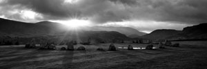 Photograph Castlerigg Stone Circle, Keswick, Lake District, Cumbria