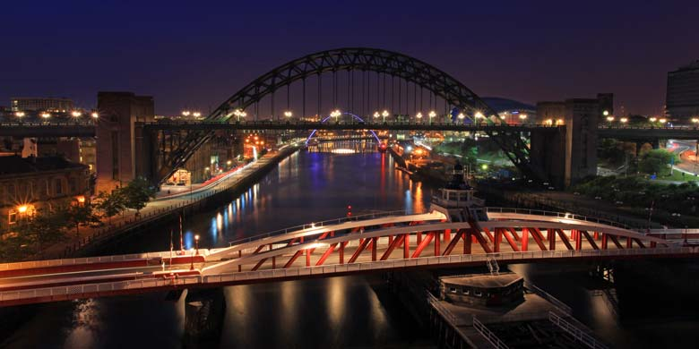 Newcastle Quayside, Newcastle Upon Tyne