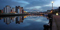 Photograph The Quayside, Newcastle Upon Tyne