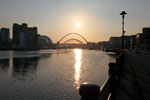Photograph Newcastle Quayside, Newcastle Upon Tyne