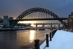 Photograph Tyne Bridge, Newcastle Upon Tyne