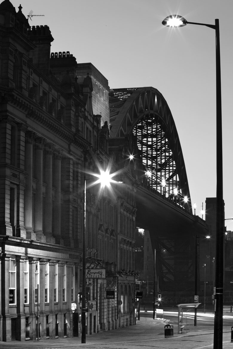 Newcastle quayside newcastle upon tyne by andrew whitaker