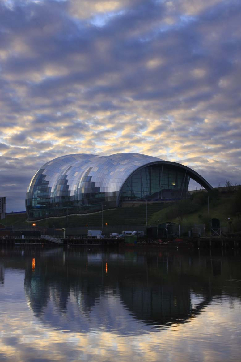 The Sage Building, Gateshead