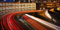 Photograph Central Motorway, Newcastle Upon Tyne