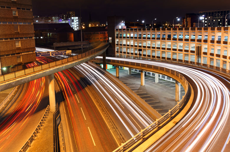 Central Motorway, Newcastle Upon Tyne