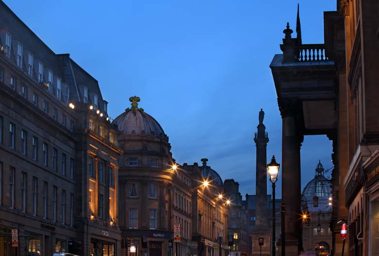 Grey Street, Newcastle Upon Tyne