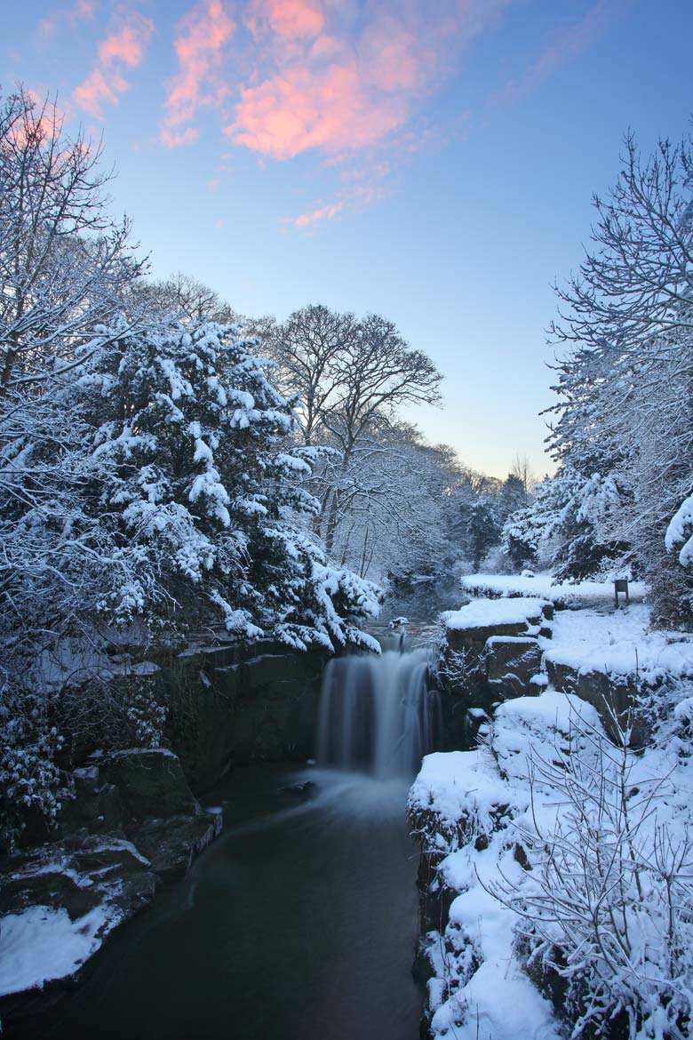 Jesmond Dene, Newcastle Upon Tyne