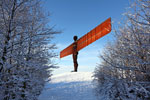 Photograph The Angel of the North, Gateshead