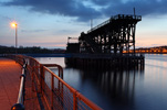 Photograph The Staithes, Dunston, Gateshead