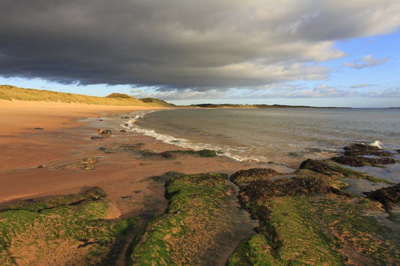 Embleton Bay, Northumberland Coast
