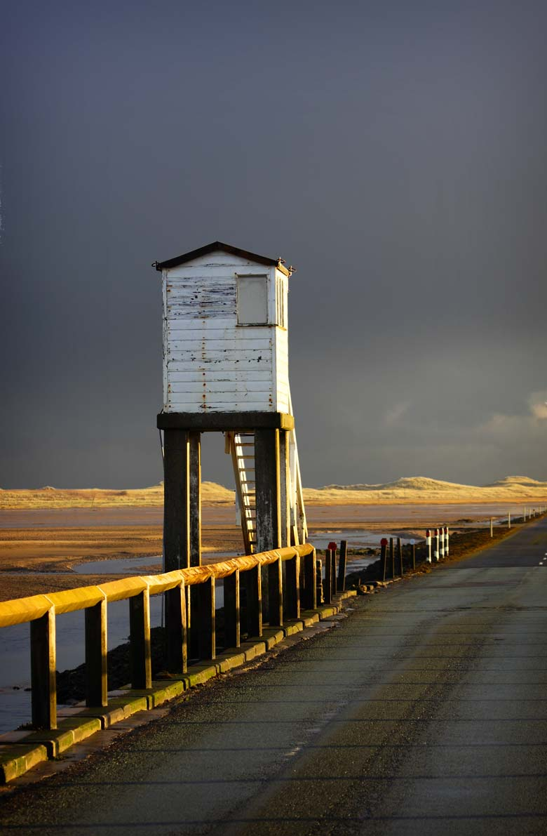 Road Refuge, Holy Island Causeway, Northumberland