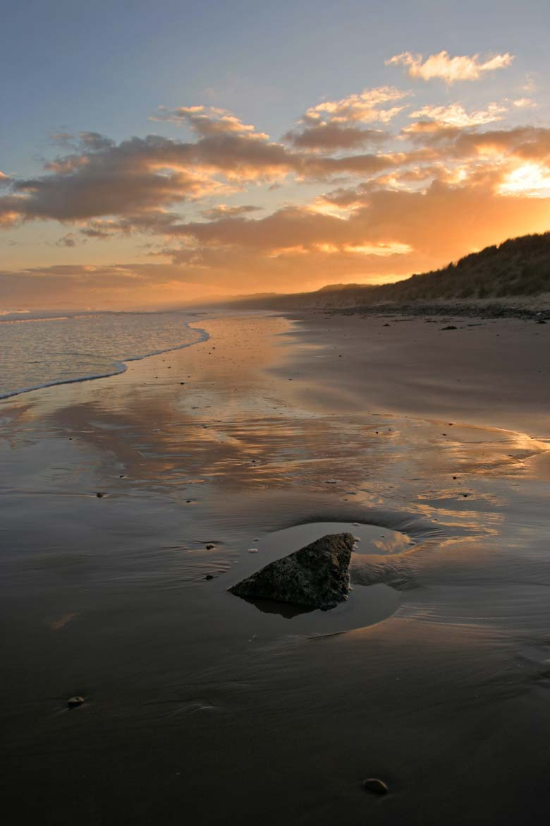 Druridge Bay, Northumberland Coast