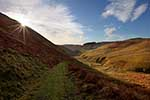 Photograph Barrowburn, Cheviots, Northumberland National Park