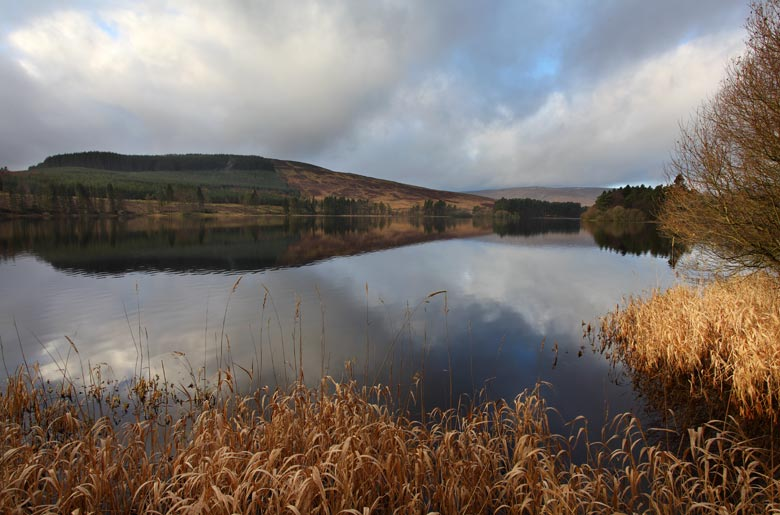 Catcleugh Reservoir, Northumberland