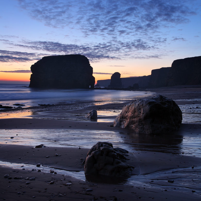 Marsden Bay, South Shields, South Tyneside