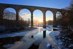 Photograph Lambley Viaduct South Tynedale Northumberland