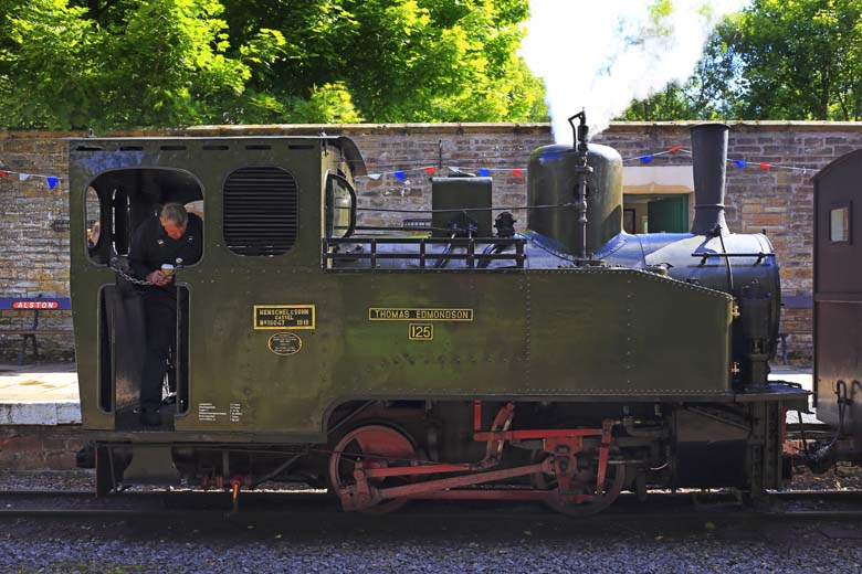 South Tynedale Railway, Alston, South Tynedale, Cumbria