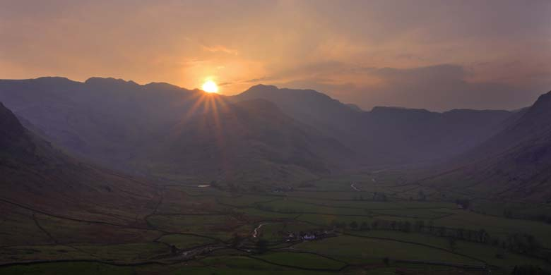 Langdales, Lake District, Cumbria