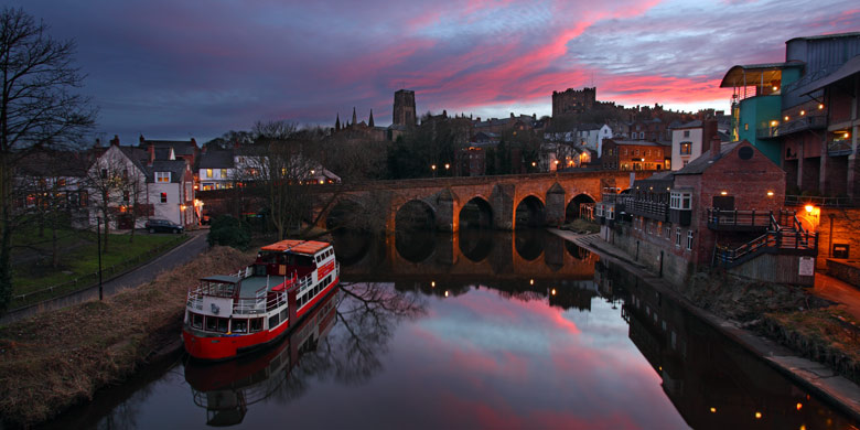 Durham Cathedral and Castle, Durham City, County Durham