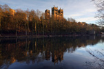 Photograph Durham Cathedral and Castle, River Wear, County Durham