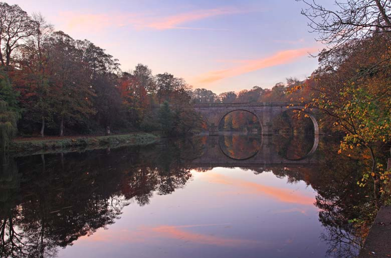 Photo Of River Wear Durham City County Durham Andrew Whitaker