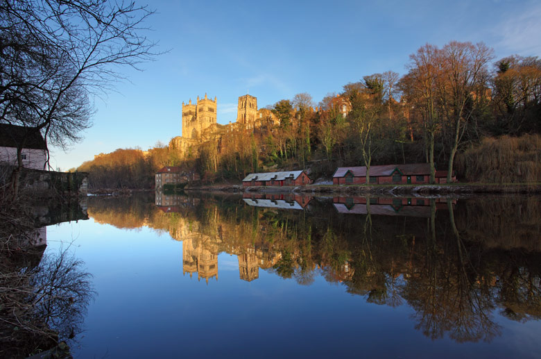 Photo Of Durham Cathedral And Castle Durham City County Durham